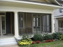 Screened In Front Porch Ideas
