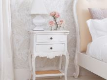 Shabby Chic Bedside Table Ideas