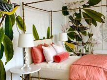 Tropical Themed Bedroom Ideas