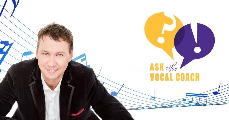 Vocal Coach Mark David Williams