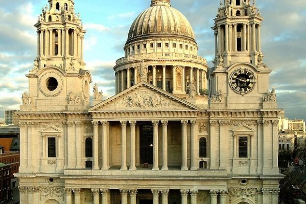 St Paul's Cathedral – VocalEyes