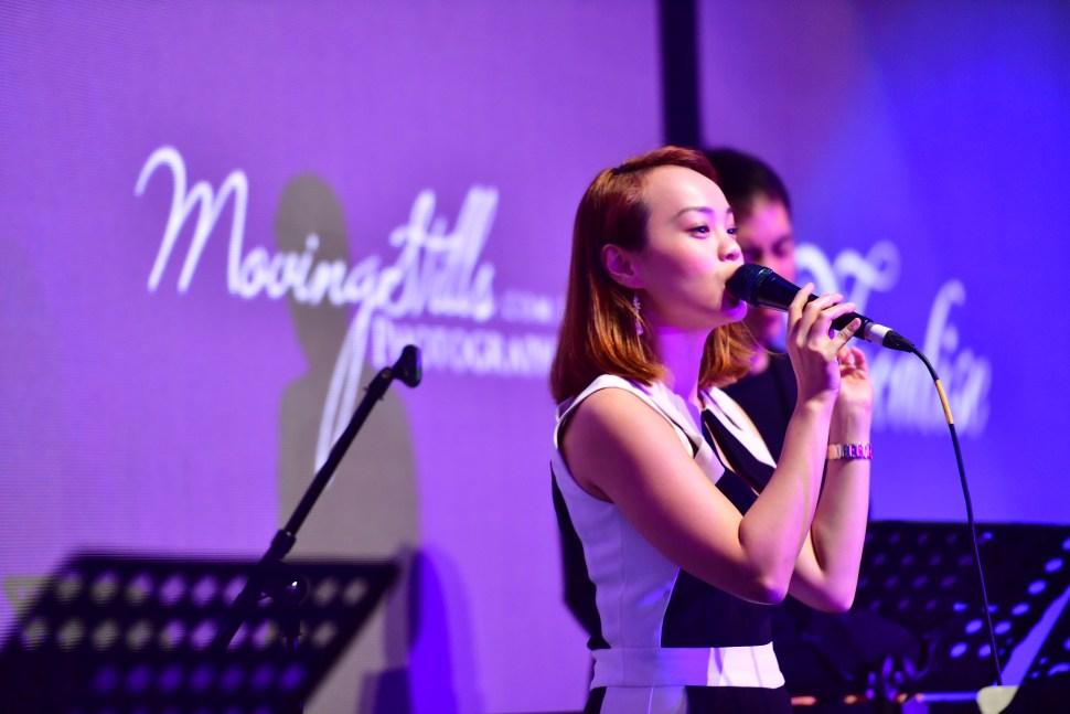 Jazz Pop Singer