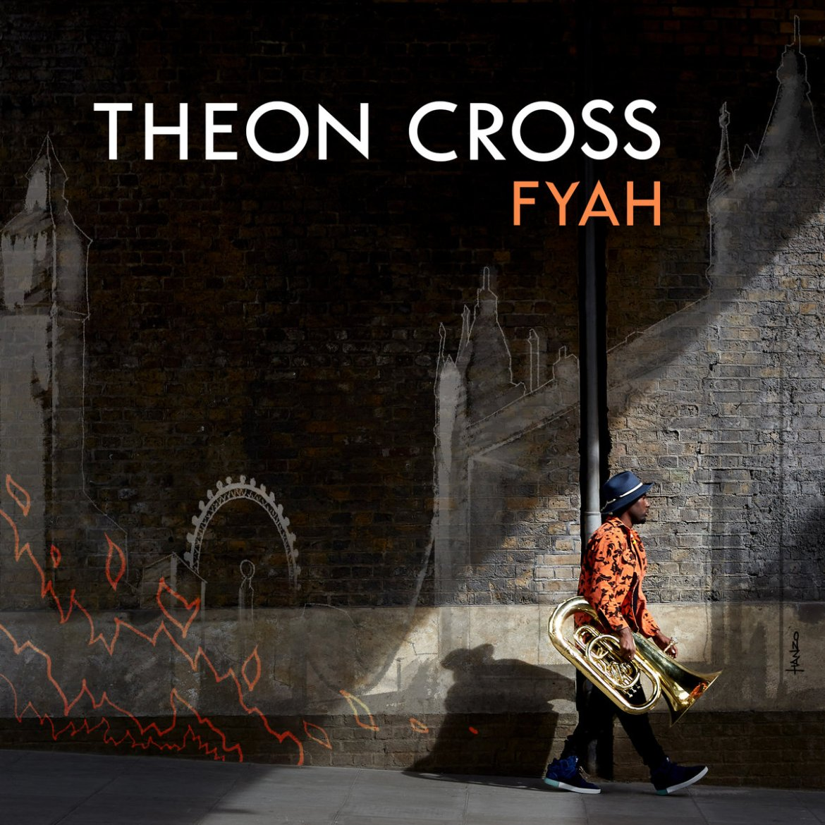 fyah theon cross