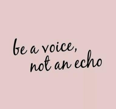 voice not