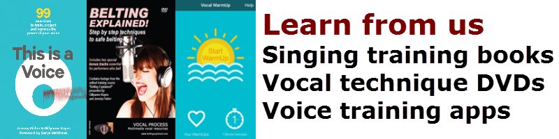 Learn from Vocal Process - Singing training, Vocal technique, Voice training