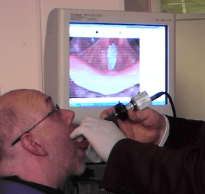 Open wide - seeing the vocal folds from the inside