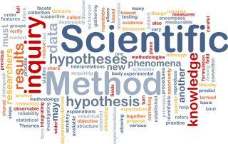 Voice research scientific method image