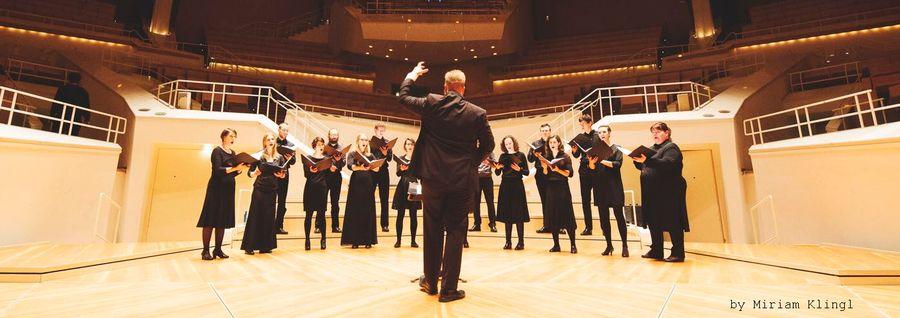 Sonntagskonzert im Kammermusiksaal der Philharmonie Berlin 2017