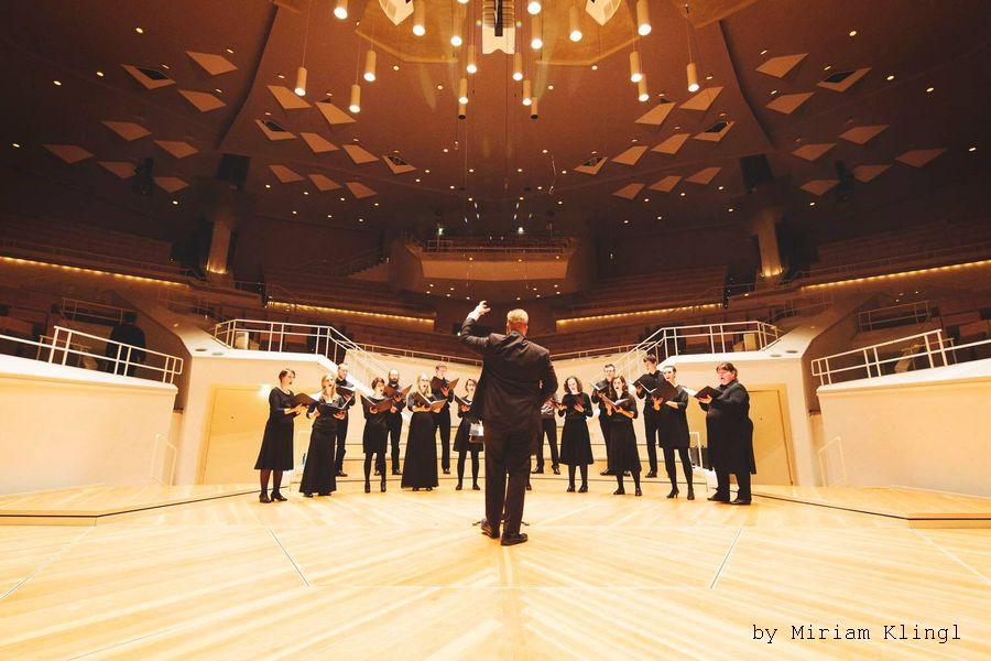 Konzert im Kammermusiksaal der Philharmonie, 2017