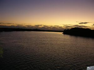 Albert River - Burketown Wharf