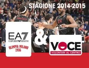 Olimpia Voce 2014-15