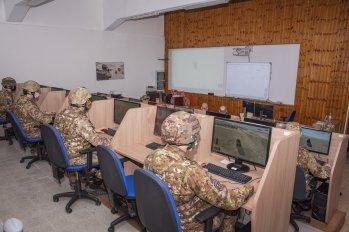 5. Le Unità di Manovra si addestrano con il simulatore Virtual Battle Space (VBS (3)