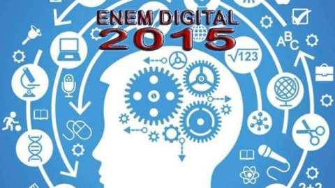 Enem 2015 terá projeto piloto para testar versão digital da prova