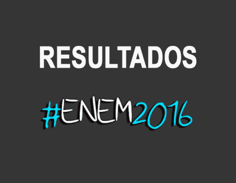 Resultados do Enem 2016