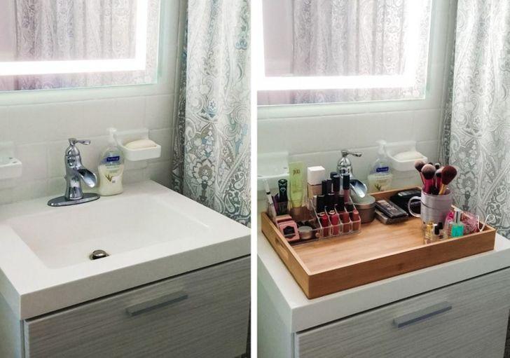 23 pessoas que sabem economizar espaço em cada centímetro da casa