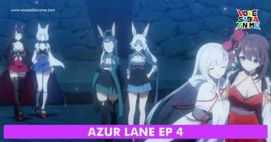 Azur Lane Ep 4 - Dentro do Império Sakura