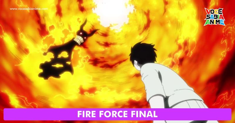 Fire Force Final