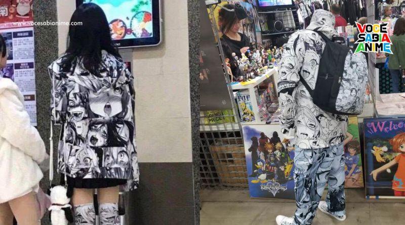 Eventos nos EUA começam a proibir roupas de Ahegao