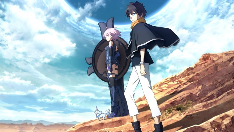 Fate/Grand Order: Babylonia continua com produção adiantada