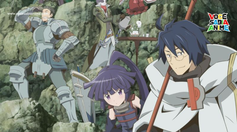 Log Horizon ganha Terceira Temporada