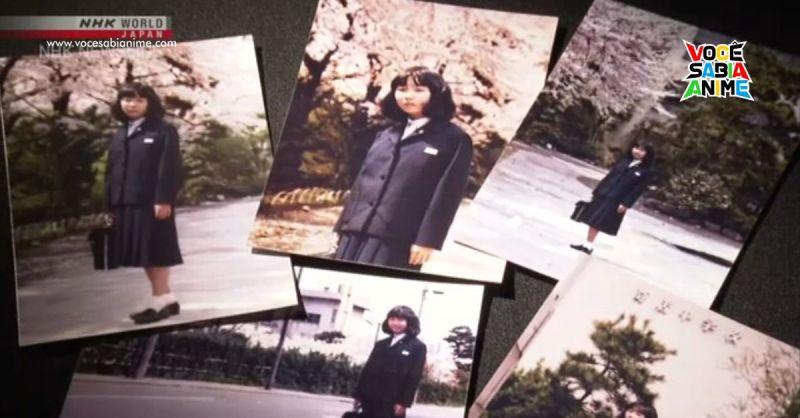Megumi - Mangá baseado em fatos Reais