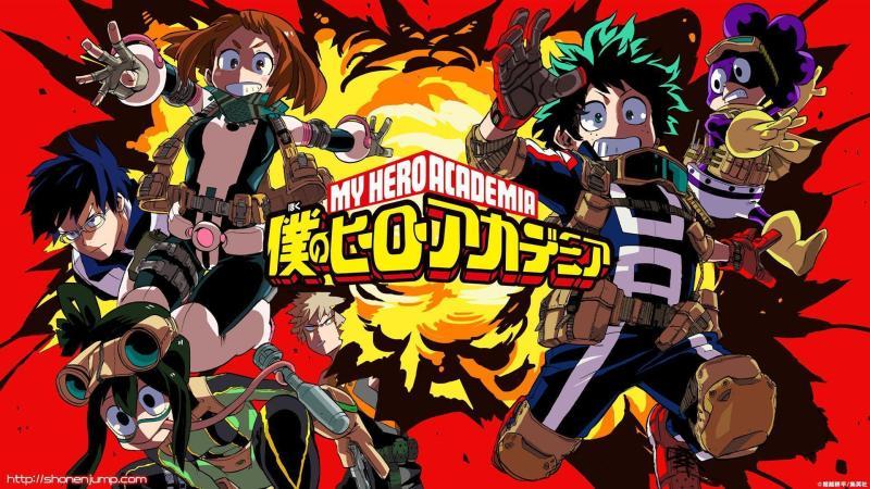 Editorial da Shonen Jump e Horikoshi pedem desculpas por Controvérsia em My Hero Academia