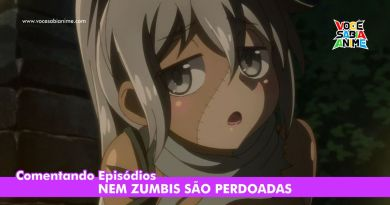 Comentando Ishuzoku Reviewers Ep 9