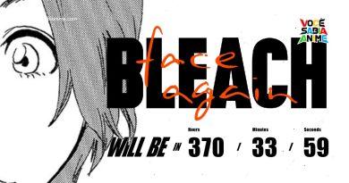 Live de Bleach Anunciada pro dia 20 de Março!!