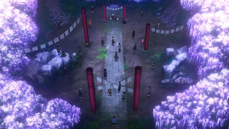 Os Arcos de Kimetsu no Yaiba