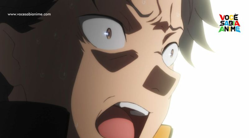 ReZero Shin Henshuu-ban - A Nova Cena que leva a Segunda Temporada!!