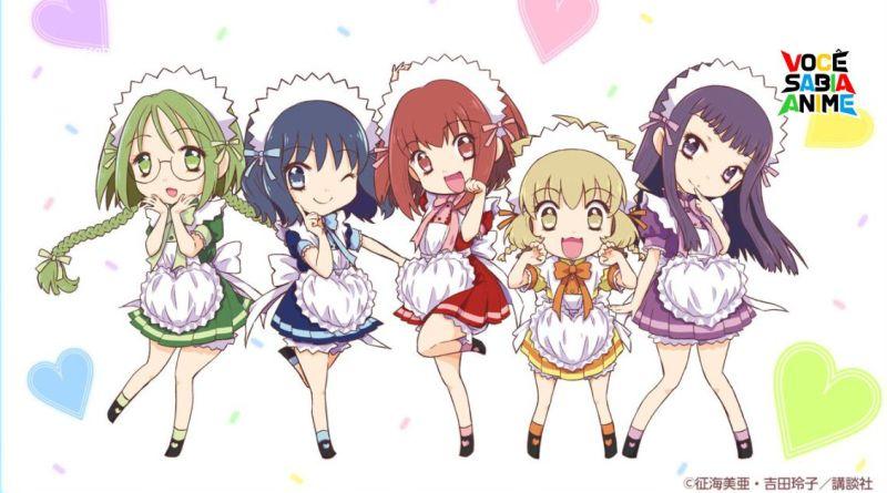 Tokyo Mew Mew ganha um novo Anime!