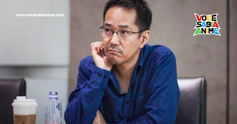 Diretor Kamiyama Kenji preocupa fãs com Tweets estranhos