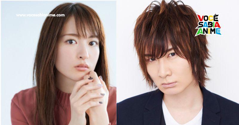 Dubladores Mikako Komatsu e Tomoaki Maeno anunciam Casamento