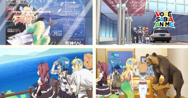 Jashin-chan Quando seus Impostos vão pra Anime
