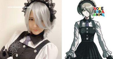 Kikuko Inoue aparece de Cosplay