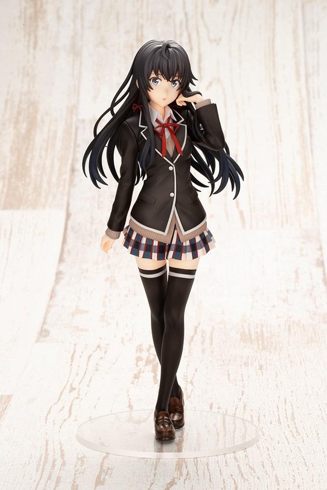 Best Girl - Figure da Yukino entra em pré-venda