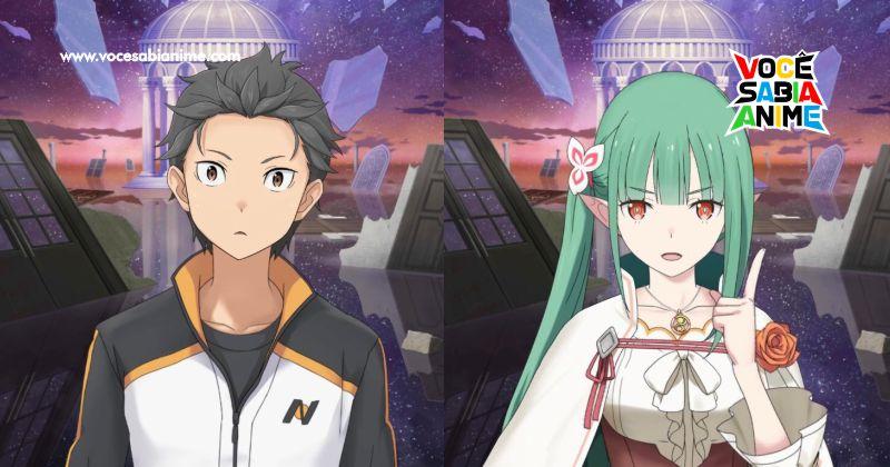 Conheça Shion a nova Elfa do game Mobile de ReZero