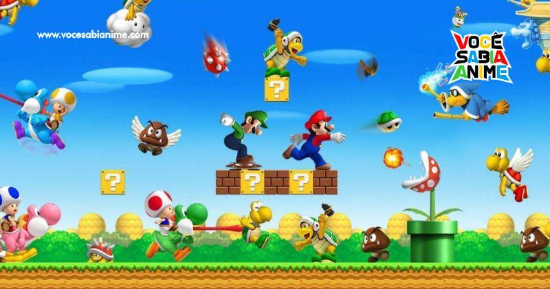 Filme de Super Mario para 2022