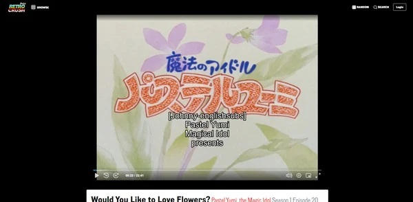 Site de Streamer admite ter pego Legendas de Fansub para Pastel Yumi