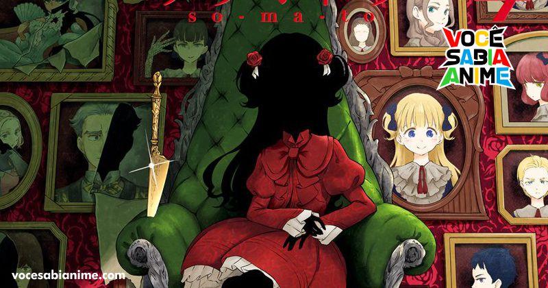 Anime de Shadows House Anunciado