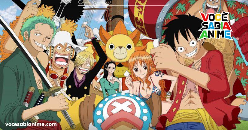 Entrevista que Oda diz que One Piece vai durar 10 anos é Falsa