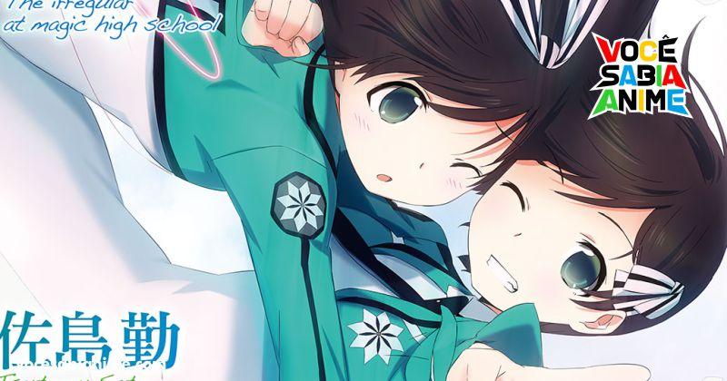 Último episódio deu um teaser para Mahouka 3