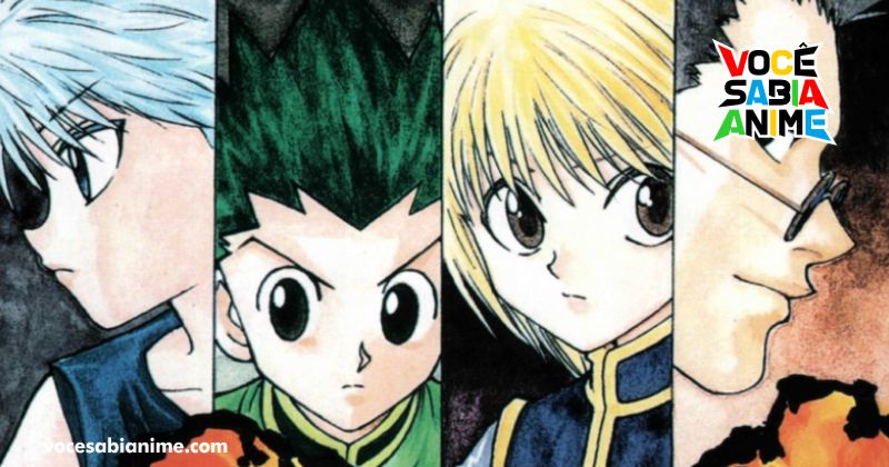 Fãs teorizam volta do anime de Hunter x Hunter