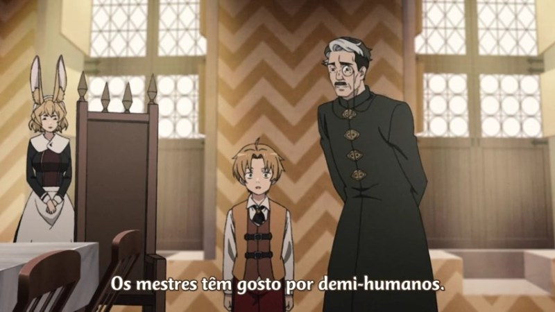 Comentando Mushoku Tensei Ep 6