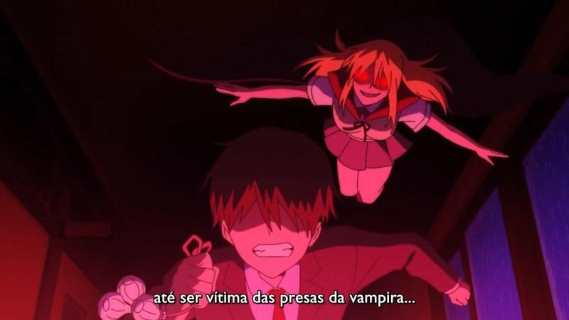 Anime de Nagatoro substitui vampira do mangá
