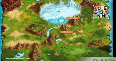 Revelado o Mapa do Mundo de ReZero