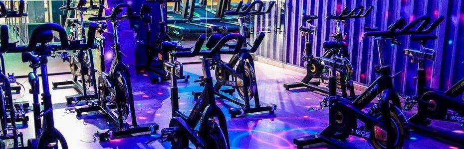 Sala de spinning Engenharia do Corpo