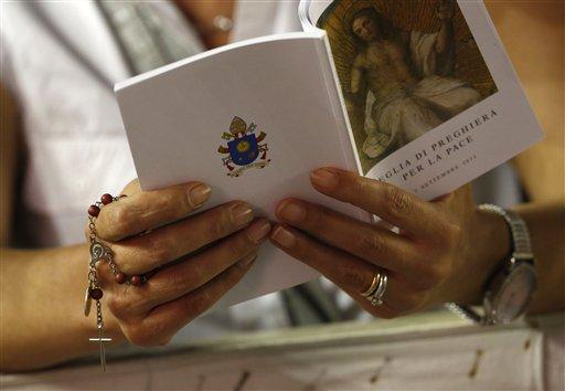 Vatican Syria