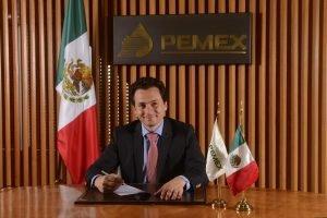 Emilio Lozoya Austin. Foto Especial