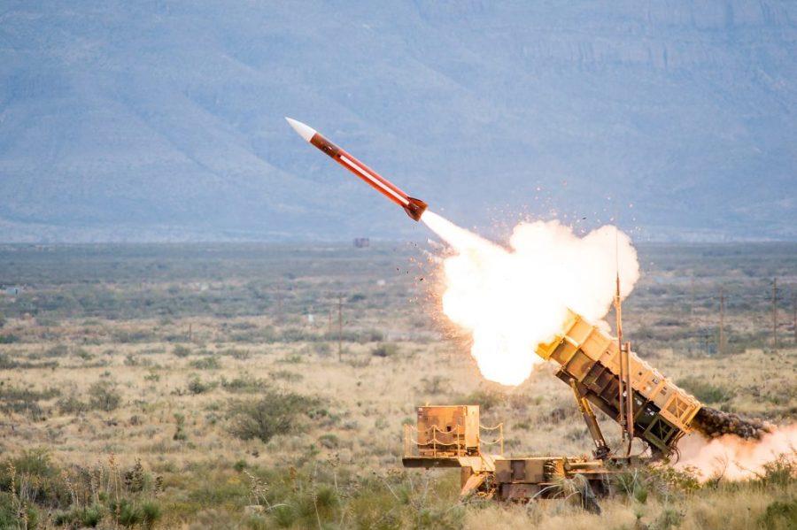 Misiles Patriot. Foto de Raytheon